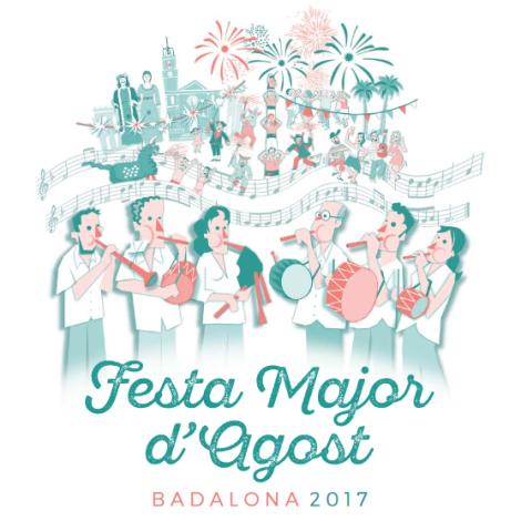 Cartell de la Festa Major 2017